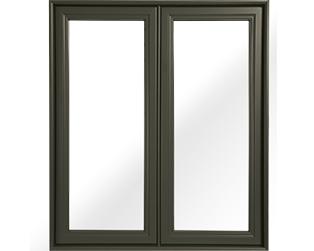 Exemple de fenêtres à battants